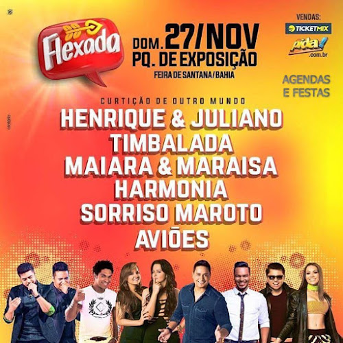 FLEXADA INDOOR 2016 EM FEIRA DE SANTANA - BA 27 DE NOVEMBRO