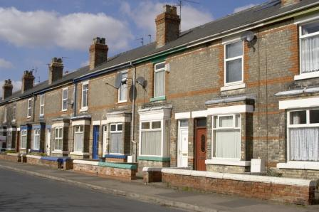 Semi detached and terraced houses wordreference forums for Definition for terrace