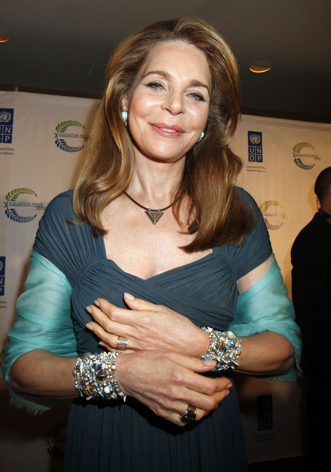 The United Nations Equator Prize Gala -Queen Noor