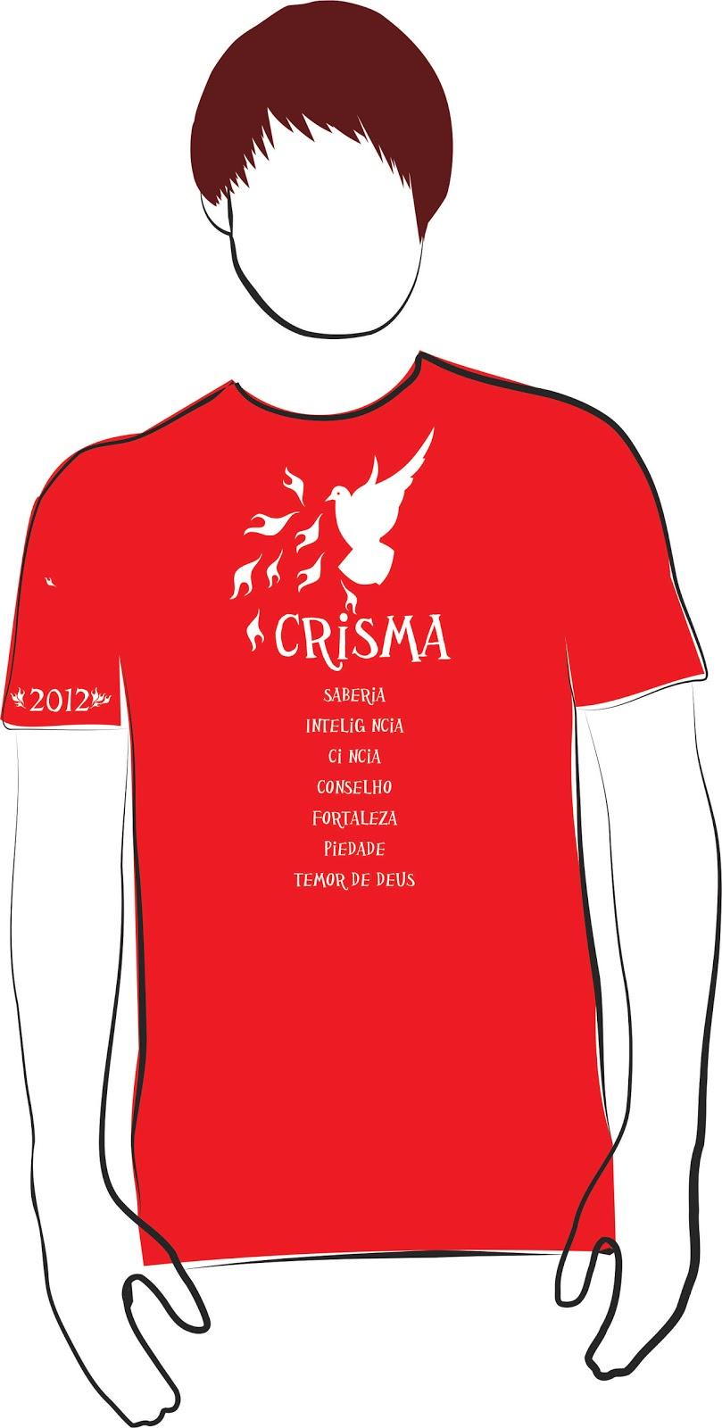 Camisa Crisma   Sugest  O