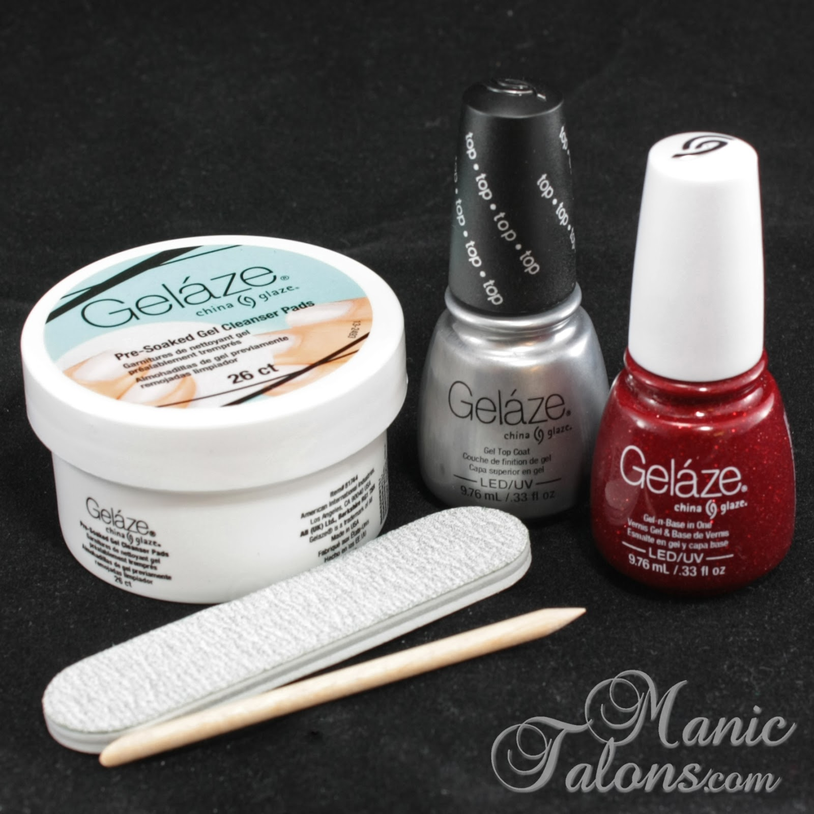 Gelaze Soak Off Gel Polish Full Review