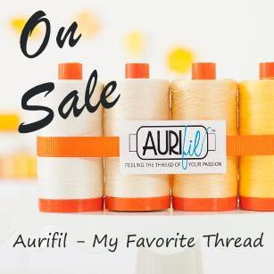Aurifil On Sale This Weekend