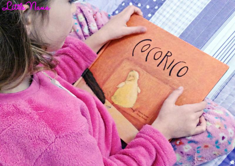 Hoy leemos cocorico cuento infantil