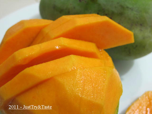 Resep Yoghurt Rasa Mangga JTT