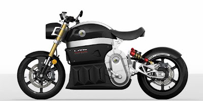 Agile Sora is  electric Cafe Racer of the Canadian