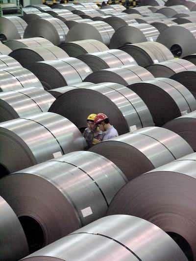 Hạn chế thép Trung Quốc nhập khẩu vào Việt Nam
