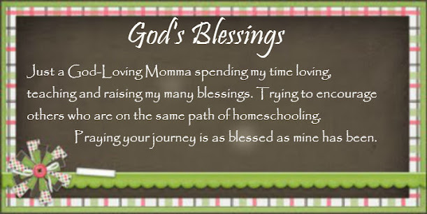                                      God&#39;s Blessings