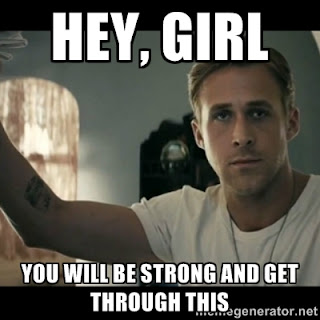 Be Strong Meme Hey Girl