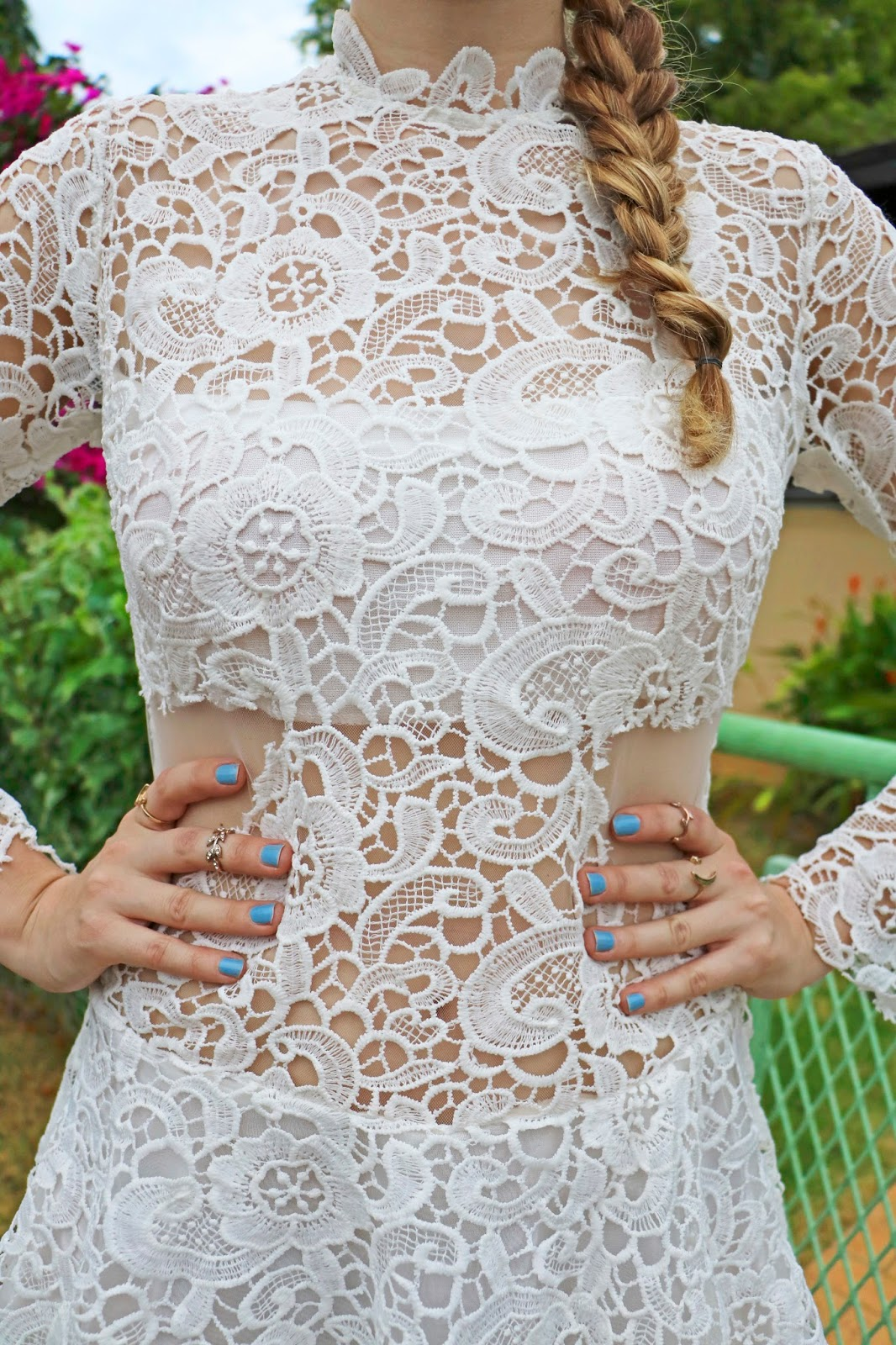 Pretty in Lace