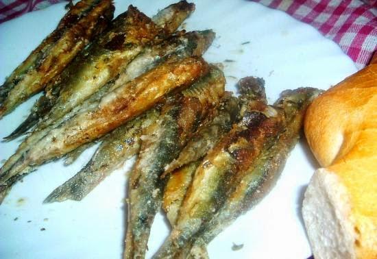 Recette Sardines poêlées