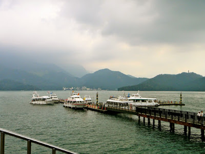 Boat Tour Sun Moon Lake Taiwan