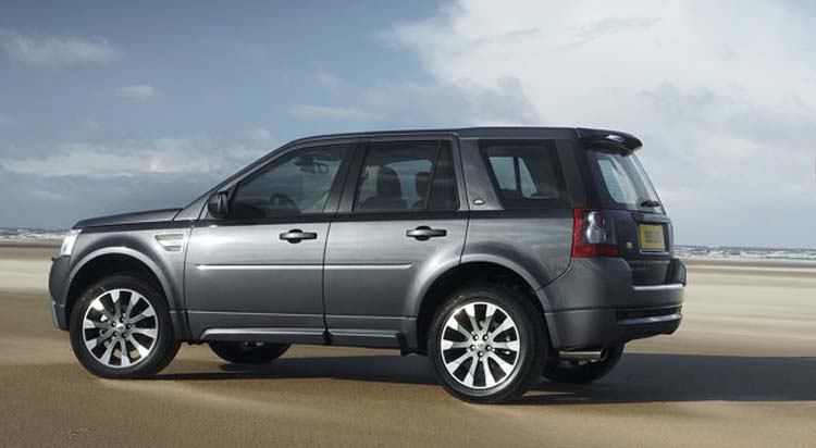 Auto Cars Project Land Rover Freelander 2 Sport 2010