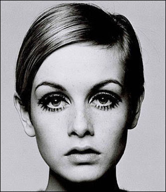 60's style cannot be complete without the makeup!