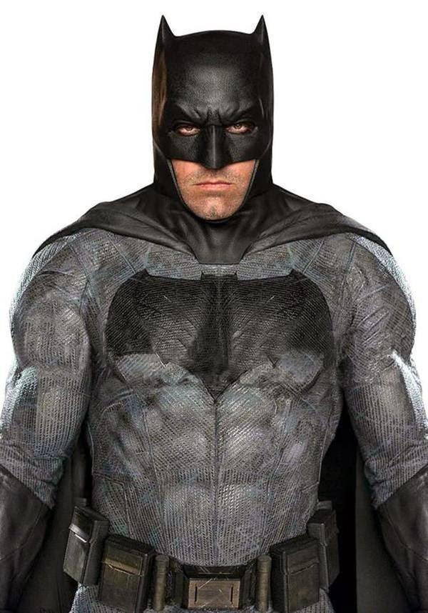 Dawn Of The Justice: Así se vera el nuevo Batman de Ben Affleck