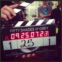 50 Sombras de Grey: primeras imágenes del rodaje en Vancouver