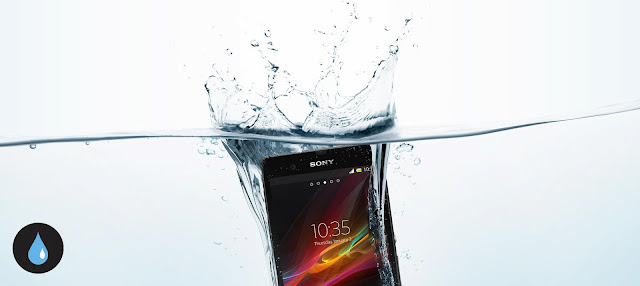 Sony Xperia Z - Waterproof Android Phone