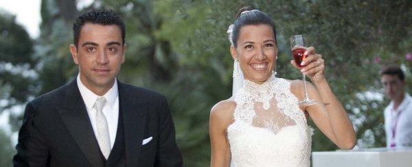 Xavi Hernandez Married