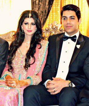 gohar's fiance