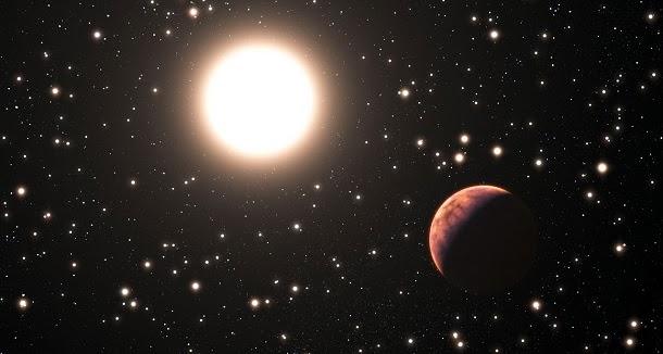 Encontrado planeta em torno de uma estrela gémea do Sol