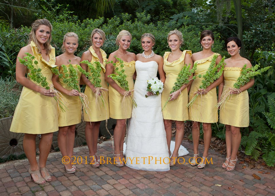 Bella Bridesmaid Official Blog August 2012