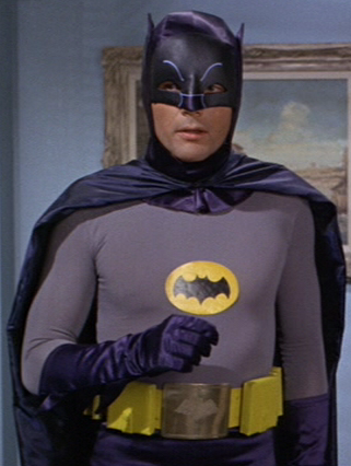 The Premature Curmudgeon: Adam West