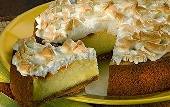 receita de torta de limão com bolacha fácil e rápida