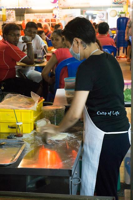 China Pan Cake 肥妹馅饼 @ Pisa Corner, Penang