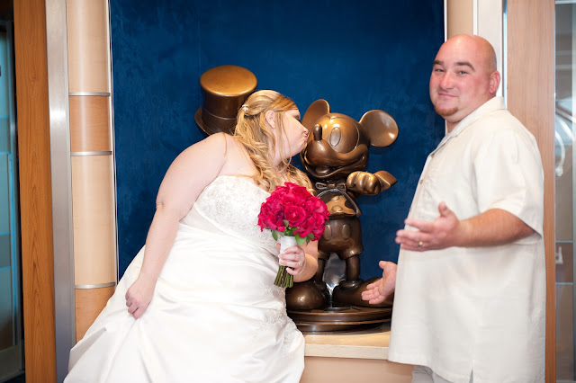 Disney Castaway Cay Wedding: Lisa + Rob