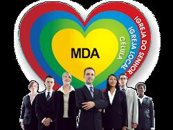 MDA - Modelo de Discipulado Apostólico