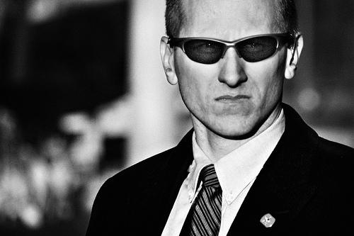 the secret agent essay