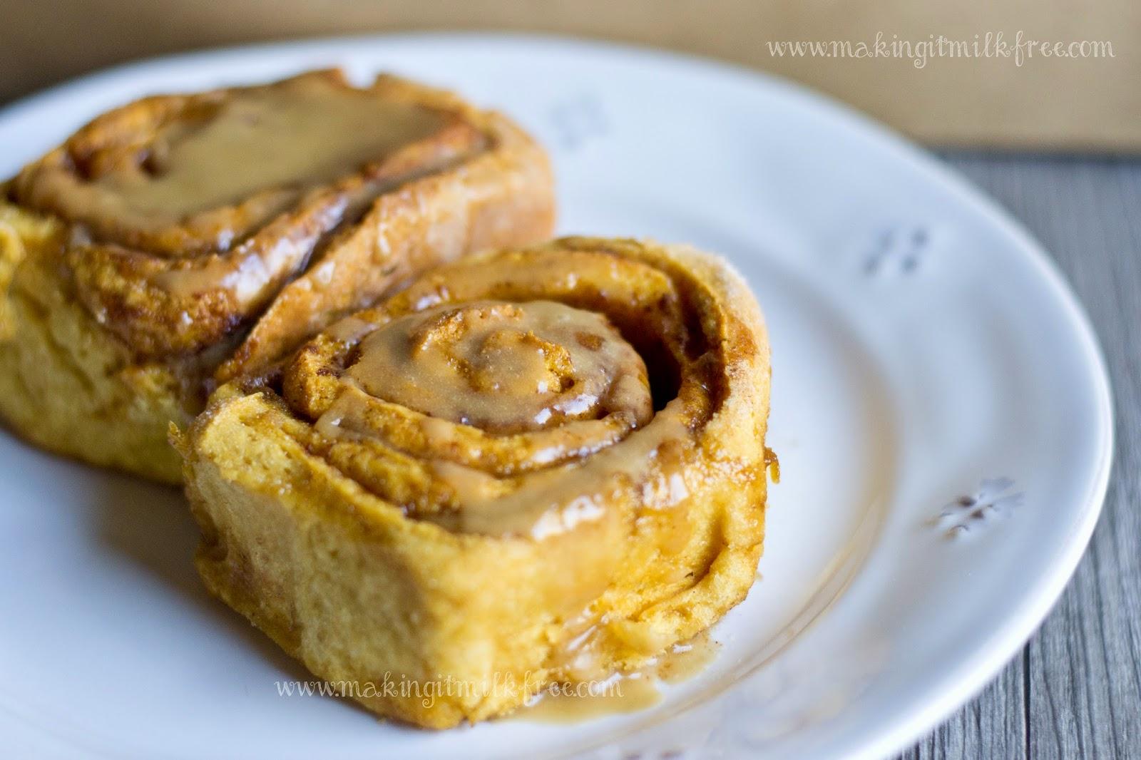 #glutenfree #vegan #cinnamonrolls