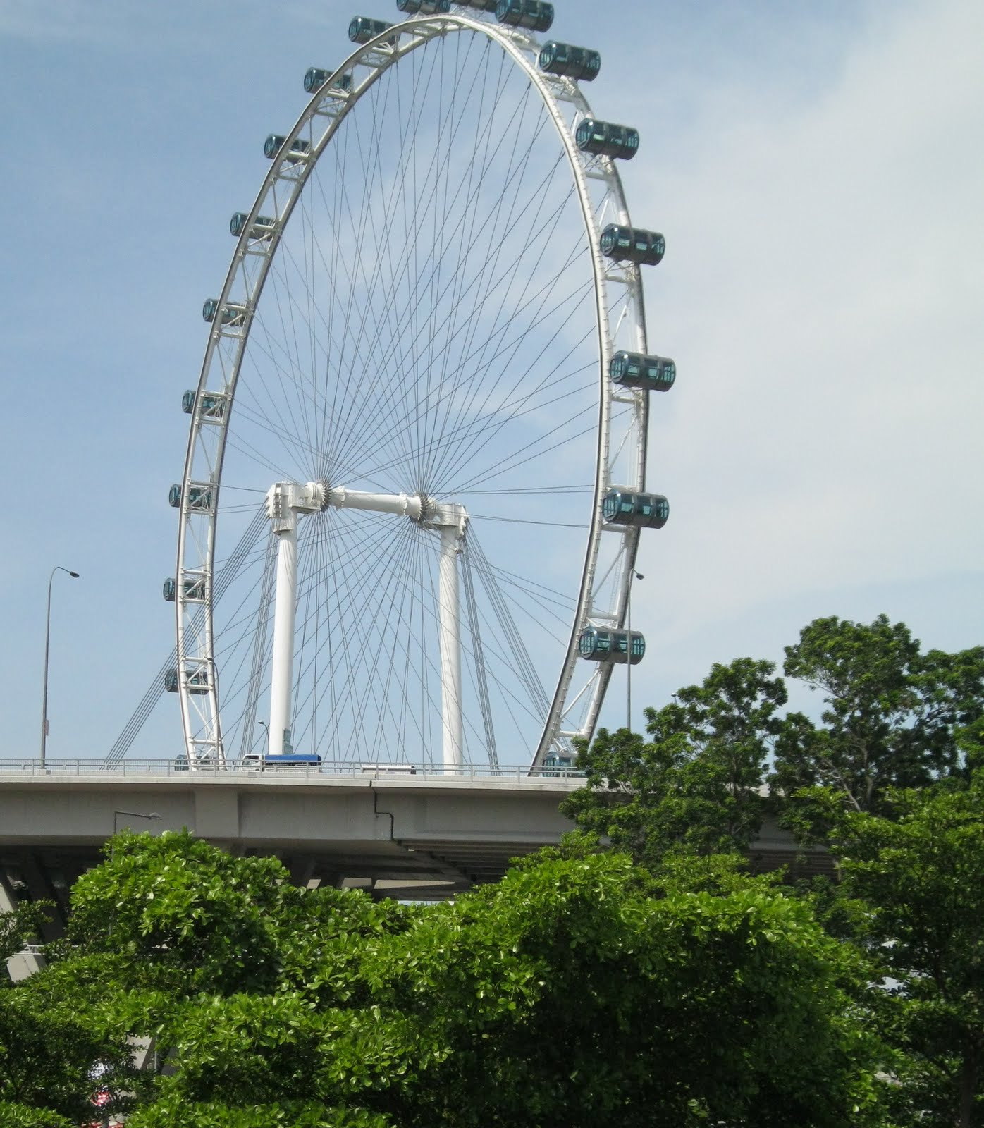 Want to enjoy the view of Singapore from the top? try the ...