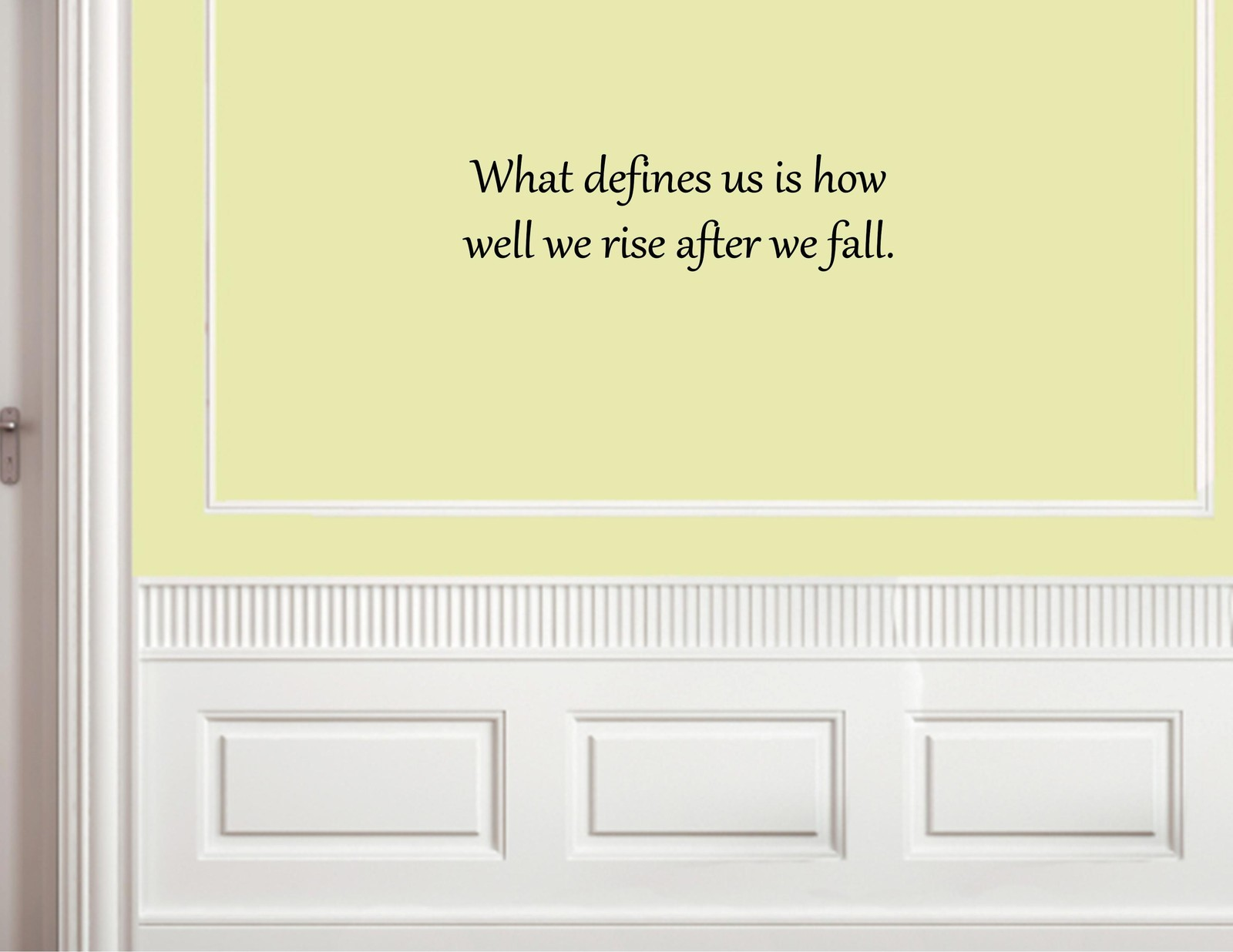 Wall Sayings Hottest Home Design