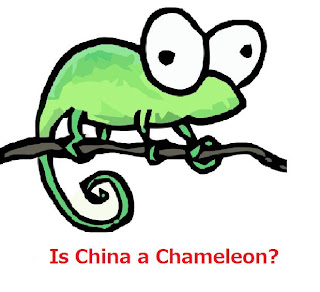 Is China a Chameleon@peterpeng210.blogspot.com