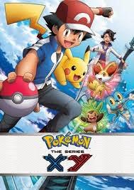 Assistir Desenho Pokemon: XY Dublado Online