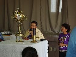 Momento de Adoração Retiro diocesano Sta. Terezinha