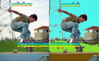 cara mudah dan paktis serta cepat untuk edit warna background foto di photoshop