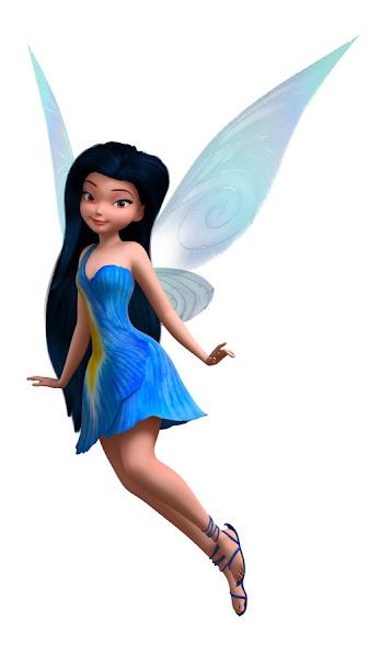Tinkerbell Fairies Silver Mist