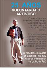 PIONERO DEL VOLUNTARIADO ARTÍSTICO