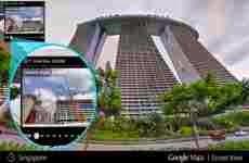 Google Street View ahora permite viajar en el tiempo mediante imágenes retrospectivas