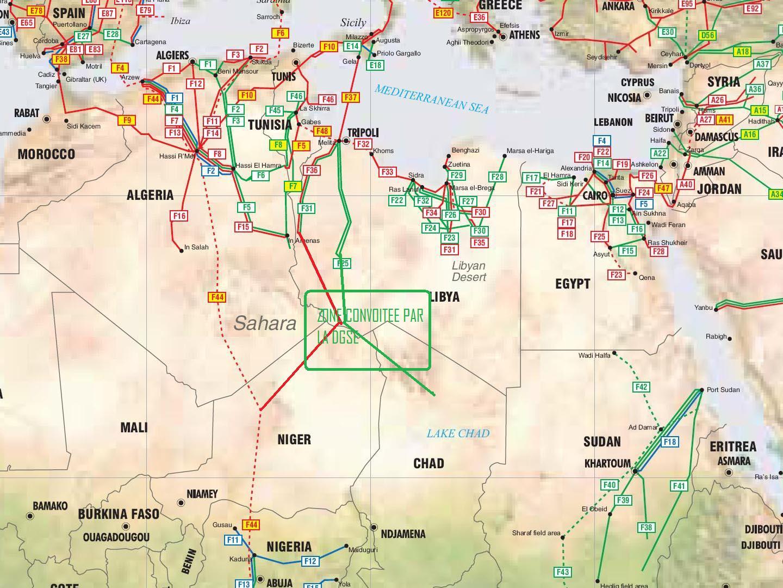 Mali : ingérence humanitaire ou nouveau Sahelistan ? NOUVEAU+TRACE+GAZODUC+PROJET+DGSE