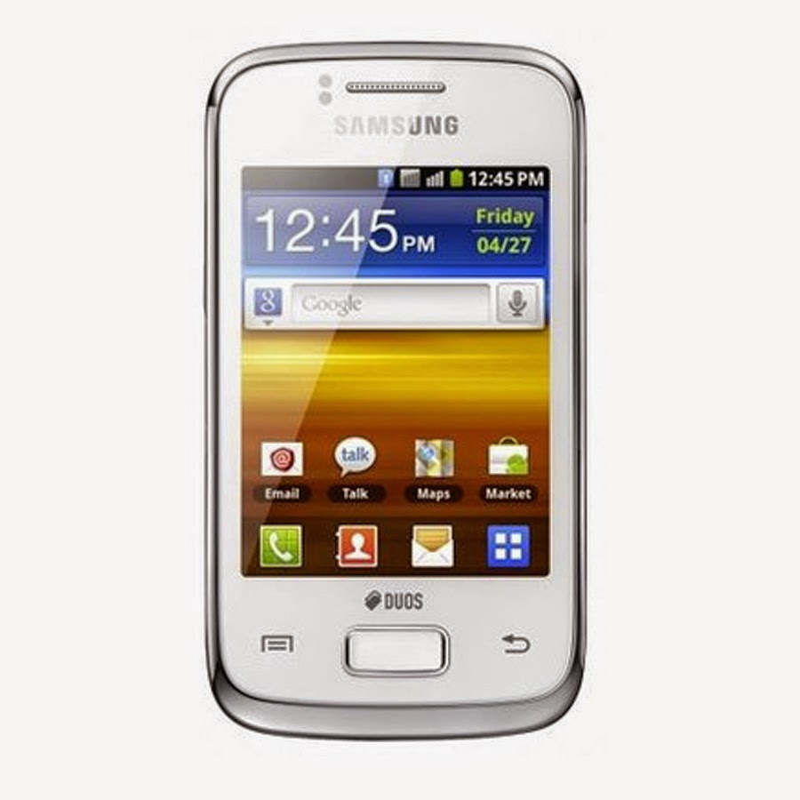 Samsung S6102 All Galaxy Y Duos Firmware Download
