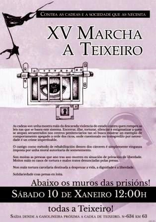 Marcha Teixeiro. 10/01