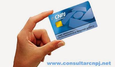 tirar cartão cnpj online gratis