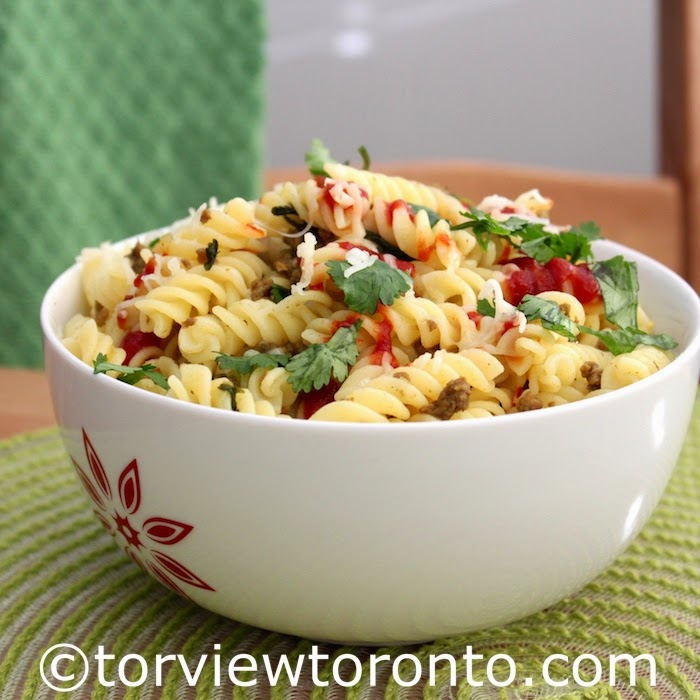 Gluten Free Rotini and Nutrition Tips