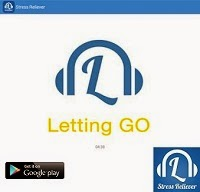 Android App of the Month - Stress Reliever - Letting Go