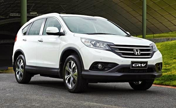 2015 Honda CR-V | Car Daily New