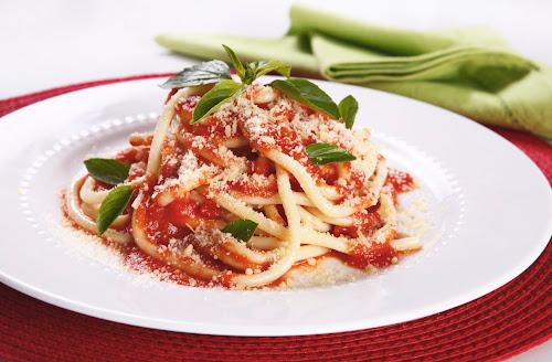 Dia de Cozinha: Espaguete à matriciana