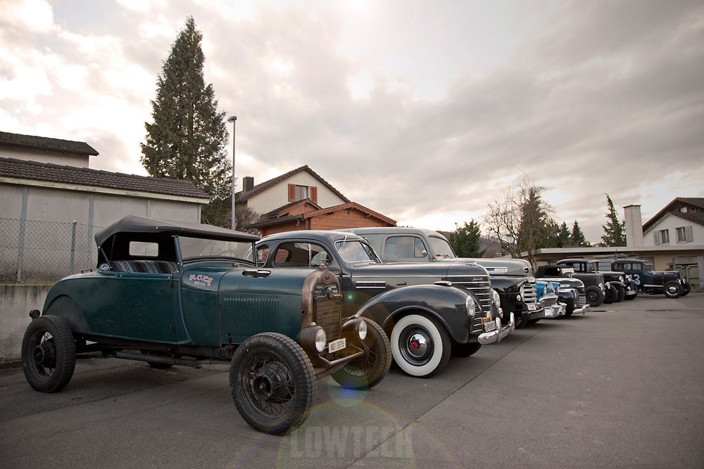 LOWTECH | traditional hot rods and customs : hot rod x-mas