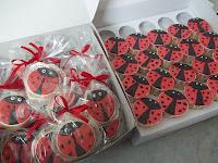 Fancy Cookies dan Cupcakes - Manju,  ipoh.